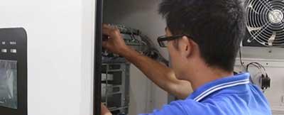 建站施工:工程基建-提供设备-竣工