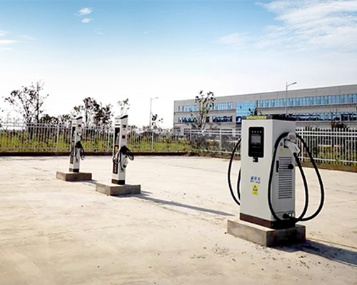 极数充九江北汽昌河新能源汽车基地充电桩项目