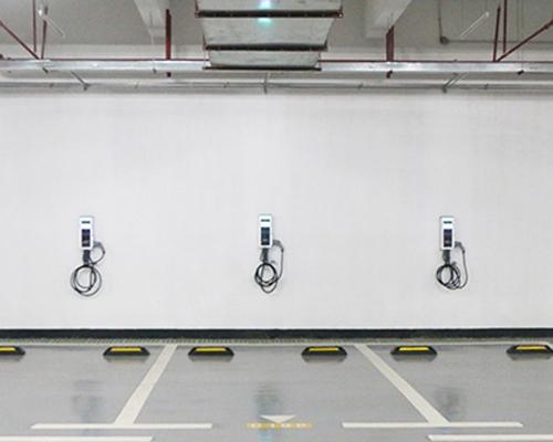 极数充南山博物馆新能源汽车充电设施项目