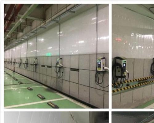 极数充福田区电子科技大厦充电站项目投入运营