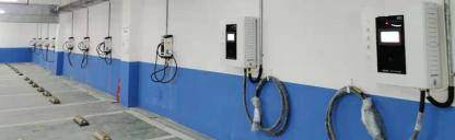 热烈祝贺江西樟树市温德姆酒店充电桩项目投入使用